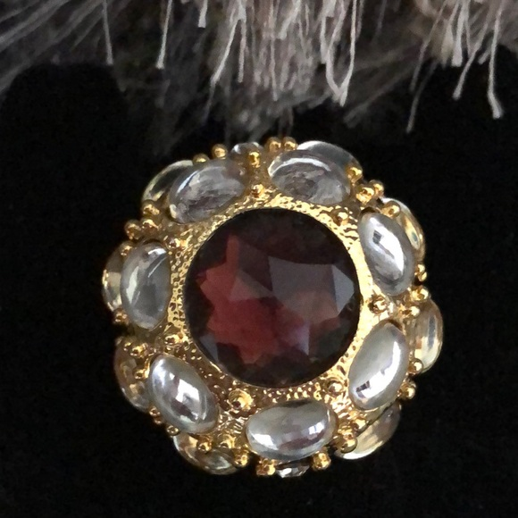 4d1865d3a Jewelry | Bling Statement Cocktail Ring | Poshmark